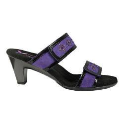 Women's Helle Comfort Etenia 2 Banded Sandal Plum Combo