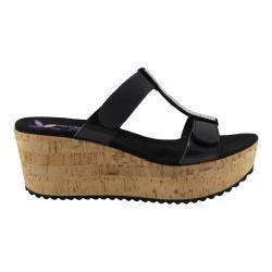 Women's Helle Comfort Kadriye Sandal Black Patent