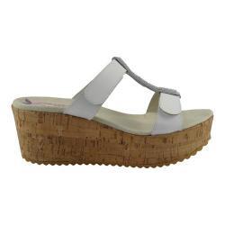 Women's Helle Comfort Kadriye Sandal White Patent