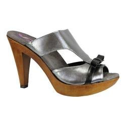 Women's Helle Comfort Nuria Sandal Silver Leather