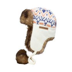 Women's Helly Hansen Bearfur Hat Off White