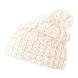 Helly Hansen Montreal Chunky Knit Beanie Eggshell