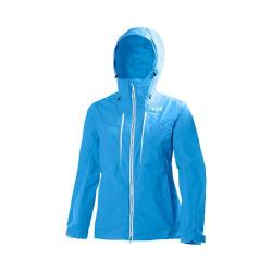 Women's Helly Hansen Odin Nunatak Jacket Silk Blue