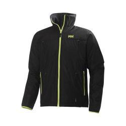 Men's Helly Hansen Regulate Midlayer Jacket Black/Lime