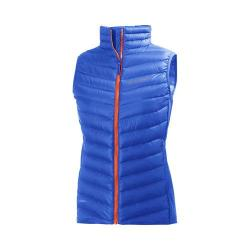 Women's Helly Hansen Verglas Down Insulator Vest Glacial Purple