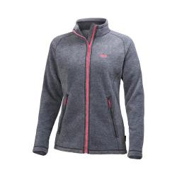 Women's Helly Hansen Zera Fleece Jacket Ebony Melange