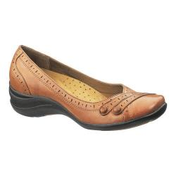 Women's Hush Puppies Burlesque Tan Leather