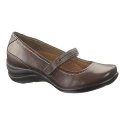 Women's Hush Puppies Epic Mary Jane Dark Brown Leather