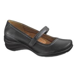 Women's Hush Puppies Epic Mary Jane Black Leather
