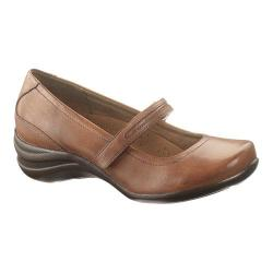 Women's Hush Puppies Epic Mary Jane Tan Leather