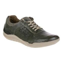 Men's Hush Puppies Hinton Method Sneaker Black Leather
