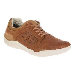 Men's Hush Puppies Hinton Method Sneaker Tan Leather