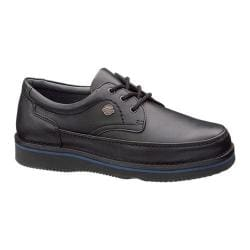Men's Hush Puppies Mall Walker Black Leather