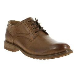 Men's Hush Puppies Rohan Rigby Oxford Tan Leather