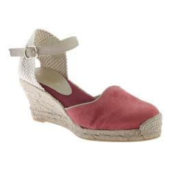 Women's Ilse Jacobsen Dahlia 67 Wedge Espadrille Rogue