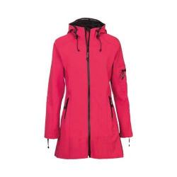 Women's Ilse Jacobsen Rain 07 Jacket Sweet Rose