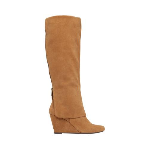 8a715afc30f ... Thumbnail Women  x27 s Jessica Simpson Rallie Tall Wedge Boot Dakota  Tan Split ...