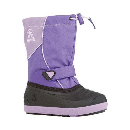 60caaaec Shop Children's Kamik Jetsetter Boot Purple/Violet - Free Shipping On  Orders Over $45 - Overstock - 11791029