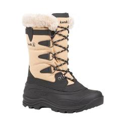 Women's Kamik Shellback Boot Tan