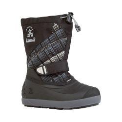 Children's Kamik Skiland2 Boot Black/Charcoal
