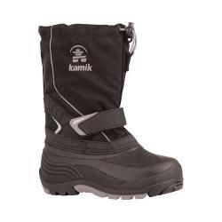 Children's Kamik Sleet Boot Black