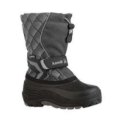 Children's Kamik Snowbank2 Boot Black/Charcoal
