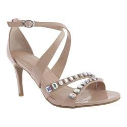 Women's Kenneth Cole Reaction Pin Party Sandal Clay Patent