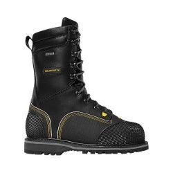 Men's LaCrosse Longwall II 10in GORE-TEX 200G MET/NMT CSA Boot Black Full Grain Leather