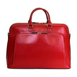 Women's Lodis Audrey Brera Briefcase Red/Black