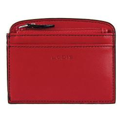 Women's Lodis Audrey Laci Card Case Red