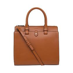 Women's Lodis Audrey Linda Mini Satchel Toffee/Chocolate