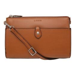 Women's Lodis Audrey Vicky Convertible Crossbody Clutch Toffee/Chocolate