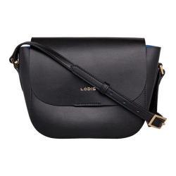 Women's Lodis Blair Bailey Cross Body Bag Black/Cobalt
