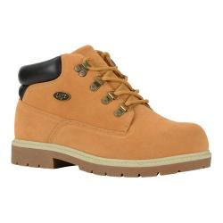 Men's Lugz Cargo Ankle Boot Golden Wheat/Cream/Bark/Gum Thermabuck