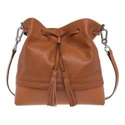 Women's Lodis Kate Cara Convertible Drawstring Handbag Toffee