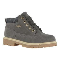 Women's Lugz Drifter LX Boot Charcoal/Cream/Gum/Blue-Black Thermabuck
