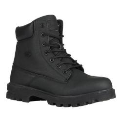 Men's Lugz Empire Hi Scuff Proof Boot Black Perma Hide