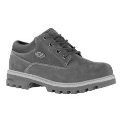 Men's Lugz Empire Lo WR Charcoal/Grey Thermabuck