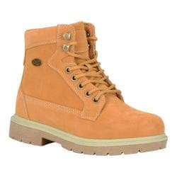Women's Lugz Regiment Hi WR Ankle Boot Golden Wheat/Cream/Gum Thermabuck