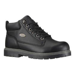Men's Lugz Warrant SR Boot Black/Charcoal Perma Hide