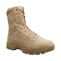 Men's Magnum Response II 8in Desert Tan Suede