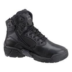 Men's Magnum Stealth Force 6.0 SZ CT Black Full Grain Leather