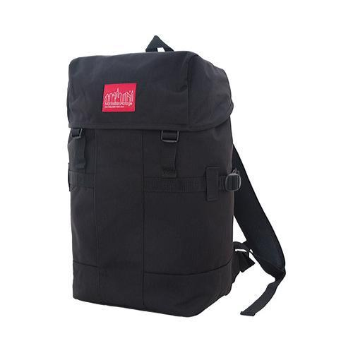 Manhattan Portage Greenbelt Hiking Backpack Black