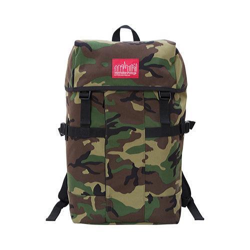 Manhattan Portage Greenbelt Hiking Backpack Camouflage