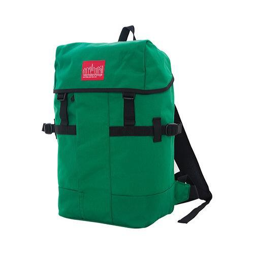 Manhattan Portage Greenbelt Hiking Backpack Green