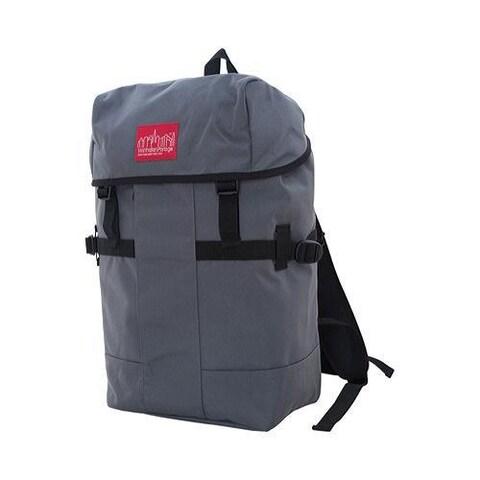 Manhattan Portage Greenbelt Hiking Backpack Grey