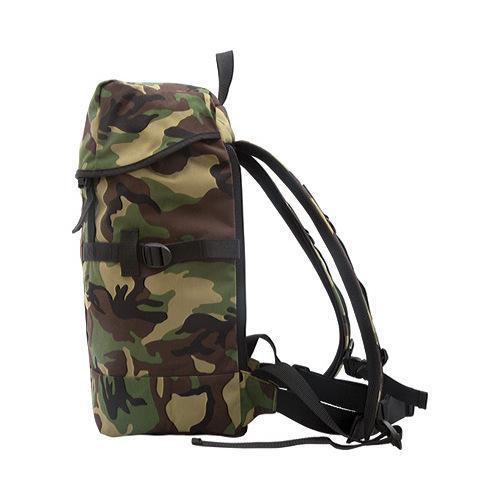 Manhattan Portage Greenbelt Hiking Backpack Camouflage - Thumbnail 1