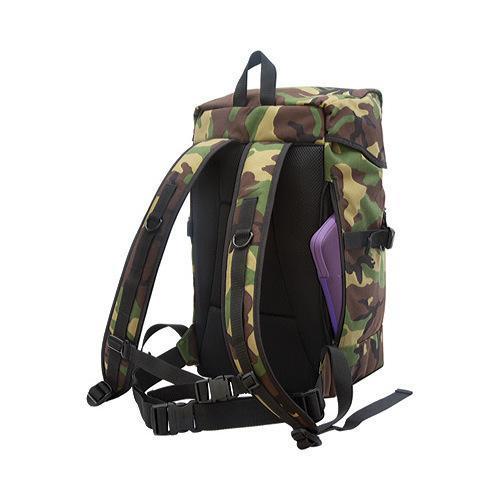Manhattan Portage Greenbelt Hiking Backpack Camouflage - Thumbnail 2