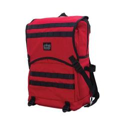 Manhattan Portage Fort Hamilton Backpack Red - Thumbnail 0