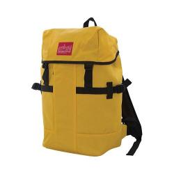 Manhattan Portage Greenbelt Hiking Backpack Mustard